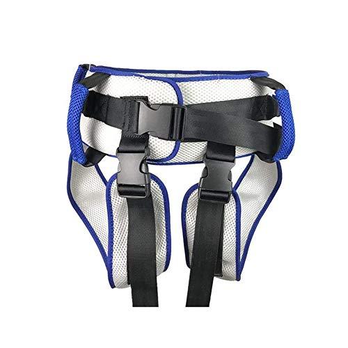 QNMM Transferencia Ancianos Cinturón, Cinturones Grúa Honda Asistente De Rehabilitación con La Pierna, por Bariatría, Pediátrica, Ancianos, Ocupacional Y Terapia Física
