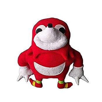 Mazeshop Do You Know The Way Ugandan Knuckles Plush Stuffed Toy 10 inch