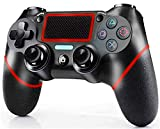 Controller Wireless per PS4, Gamepad Bluetooth per Playstation 4 Controller Pannello tattile Joypad...
