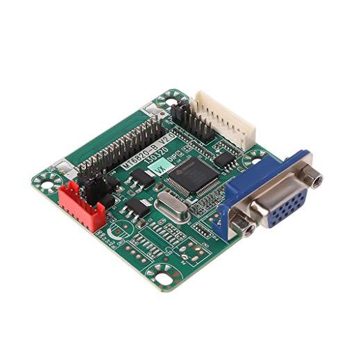 Anjuley Steuerungskarte MT6820 Gold-A7 für LCD-Monitor LVDS Universal 8 bis 42 Zoll