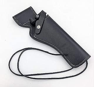 Premium Gun Grips Heritage Arms Rough Rider Gunslinger & Ruger Wrangler 4.75 + 6.5 Smooth Leather RH 6