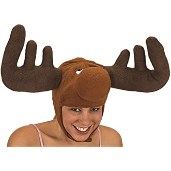 Jacobson Hat Company Men's Moose Hat