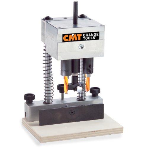 CMT Orange Tools CMT333 - Base para sistema de taladro manual de bisagras (Sistema universal para el taladro de bisagras)