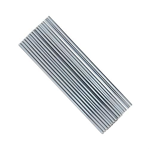 Alambre de soldadura de aluminio Gran soldabilidad y resistencia a la corrosión 1.6 / 2mm Barras de soldadura de aluminio fáciles de aluminio Temperatura baja: no necesita soldadura en polvo práctico