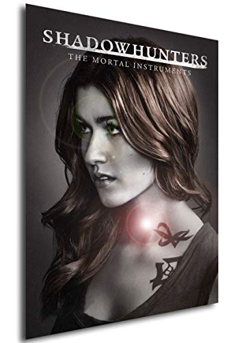 Instabuy Poster - Theaterplakat - Shadowhunters - Clary A3 42x30