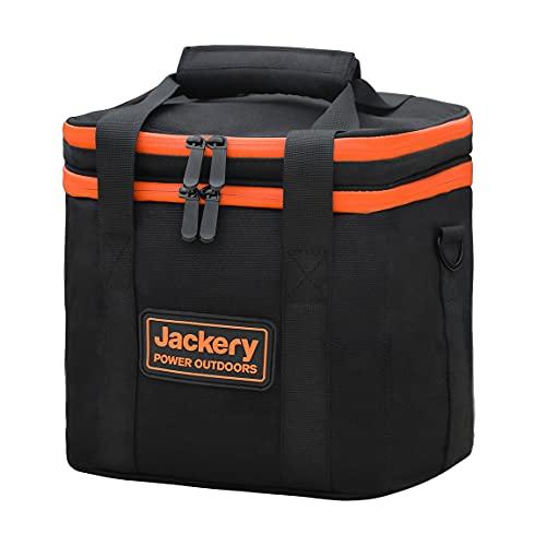 Jackery Portable Power Bag P4/S1 ポータブル電源 収納バッグP4 ポータブル電源 保護ケース 外出や旅行用収納バック 耐衝撃 ポータブル収納 防塵 防水 Jackeryポータブル電源 400/240用 ビーチ キャンプ 運動