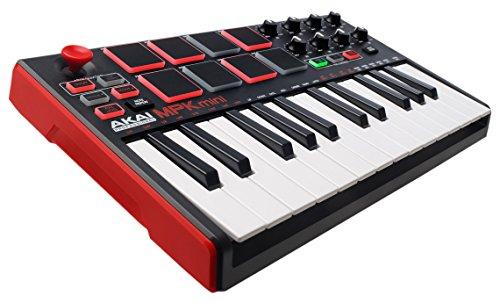 MIDIキーボードの人気おすすめランキング20選【初心者の方にも】のサムネイル画像