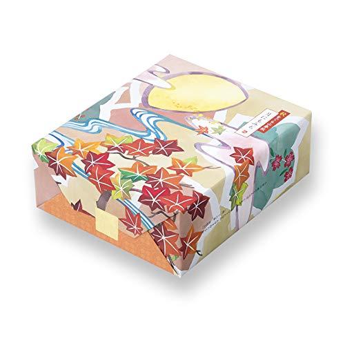 長岡京 小倉山荘【数量限定】秋をぐら山春秋 月にもみぢ 化粧箱(大)(20袋)