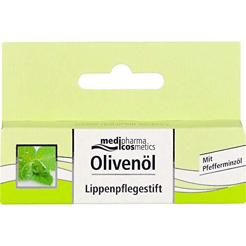 Medipharma Cosmetics Olivenöl Lippenpflegestift, 100 G 01082796, 4.8 ml