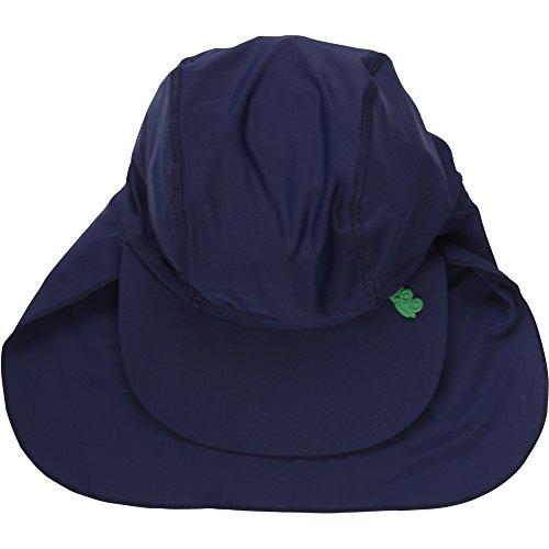 Fred's World by Green Cotton Baby-Jungen Swimhat Mütze, Blau (Navy 019392001), S (Herstellergröße: 68/74)