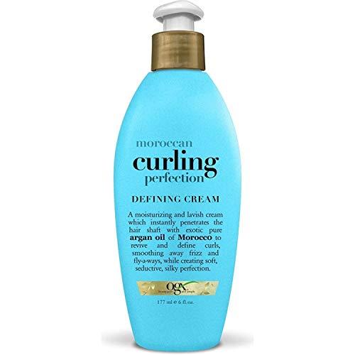 Price comparison product image Organix Moroccan Curl Perfection Defining Cream,  6oz (3 Pack)