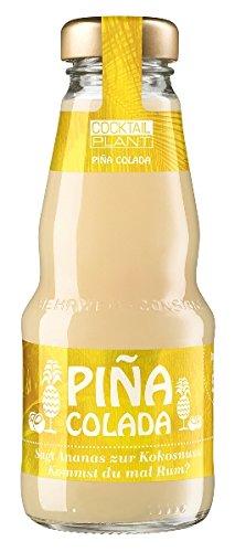 Cocktail Plant Pina Colada 10,1% MW 24-0,2l Flasche