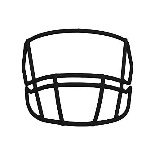 Riddell Revolution Speed Facemask S2B-SP - schwarz