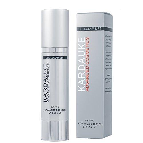 KARDAUKE (Définique) Hyaluron Booster Cream/Anti-Aging Creme zur Behandlung von Falten, Mimikfalten und schlaffer Haut.