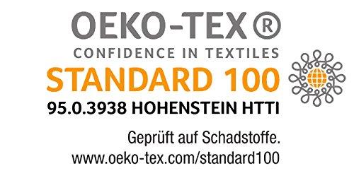 Breckle Boxspringbett 180 x 200 cm Lund Born Miodormio inkl. TFK 500 Formschaummatratze My Balance 20 Topper Visco Standard | In vielen farben erhältlich | 180 x 200 cm