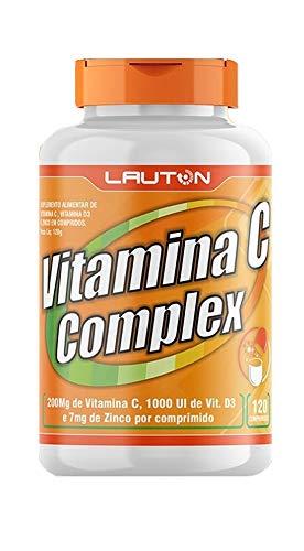 Vitamina C - Complex 120 comprimidos