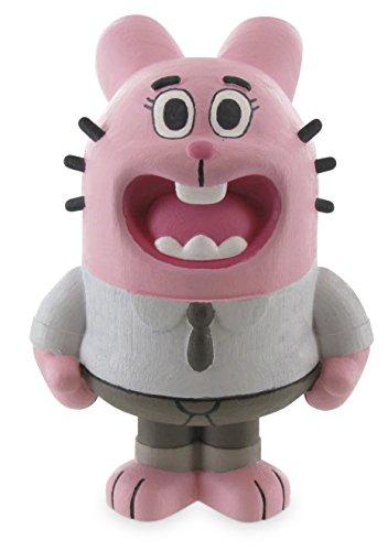 Gumball - Richard Personaggio, di Plastica Rigida, Circa 8 cm