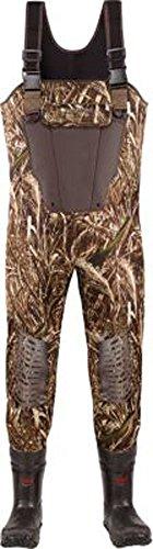 Lacrosse Men's Mallard II 1000G Waders, Camouflage, 9 M