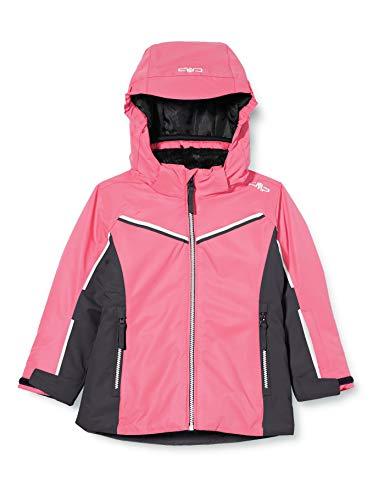CMP Skijacke mit abnehmbarer Kapuze XS Pink Fluo