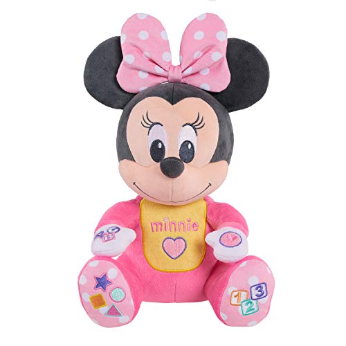 Minnie Mouse Disney Baby Musical Discovery Plush