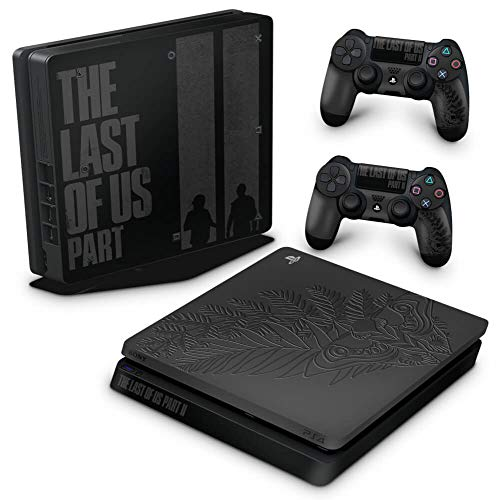 Skin Adesivo para PS4 Slim - The Last Of Us Part 2 Ii Bundle