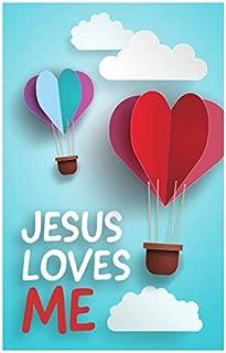 Jesus Loves Me (Gospel Tract, Packet of 100, NKJV)