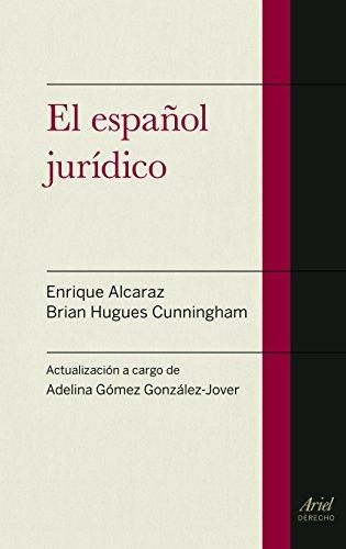 El español jurídico Ariel Derecho