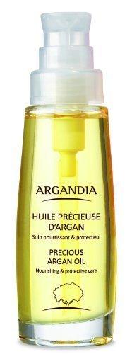 Huile d'Argan Pure, certifiée bio et équitable fait de bien sûr, huile pour cheveux à l'origine par Argandia (15 ml)