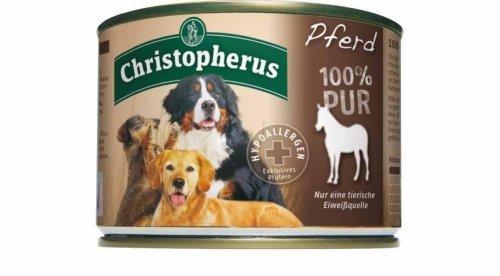 Allco | Christopherus 100 % PUR Pferd | 6 x 200 g