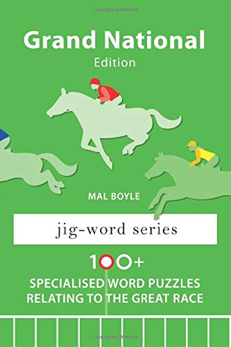 Grand National Puzzles (Jig word, Band 3)
