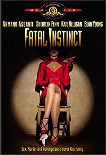 Fatal Instinct (1993) [Uk region]