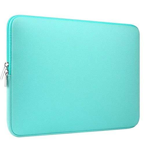 Hülle2go Toshiba Tecra Laptoptasche - Laptop Hülle - Schutzhülle für Laptops - 15.6 Zoll - Türkis