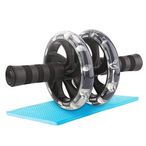 Sunshine smile abdominal Roller Trainer,bauchroller,ab Wheel für Fitness,bauchmuskeltraining Roller,bauchtrainer ab Roller,bauchmuskeltrainer bauchtrainer