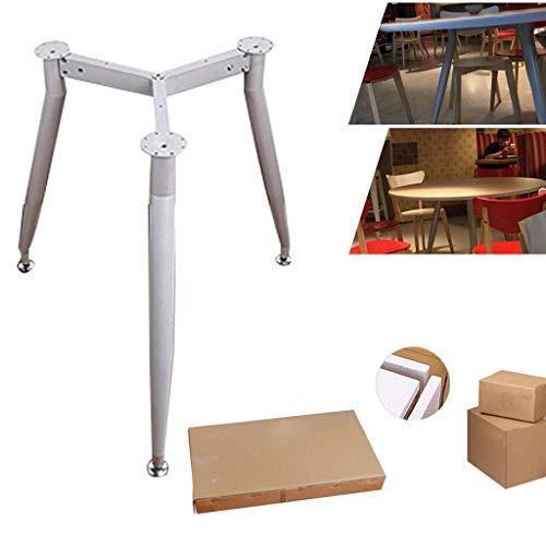 YXB Eenvoudige tafelpoten - stalen tafelpoten sofa benen eettafel poten beugel statief poten bar tafel benen - voor koffie en salontafel, familie DIY project