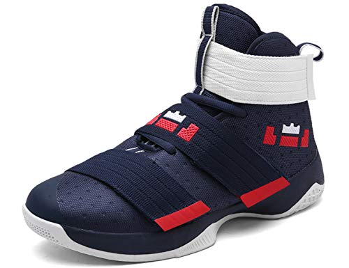 SINOES Men Basketball Shoes Outdoor Ankle Boost Men Women Sports Shoes Basket Trainer Couple Sneakers