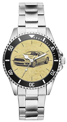 KIESENBERG Uhr - Geschenk Artikel Mustang Fans Fahrer 20153