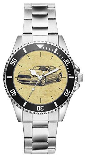 KIESENBERG Uhr - Geschenk Artikel Ford Mustang Fans Fahrer 20153
