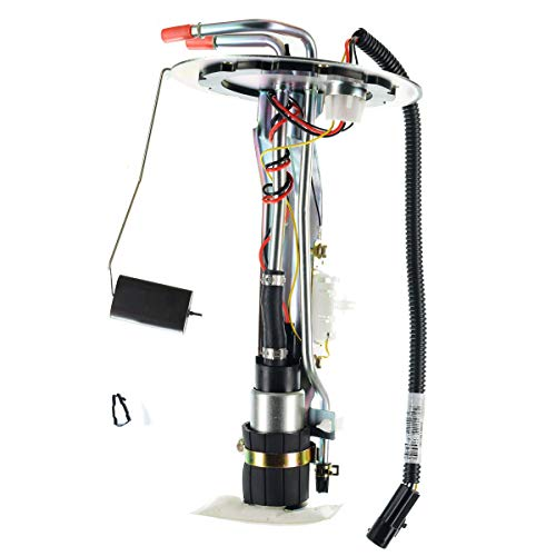 A-Premium Electric Fuel Pump Module Assembly Replacement for Ford F-150 F-250 F-150 Heritage 1999 2000 2001 2002 2003 2004 V6 4.2L V8 4.6L 5.4L E2237S
