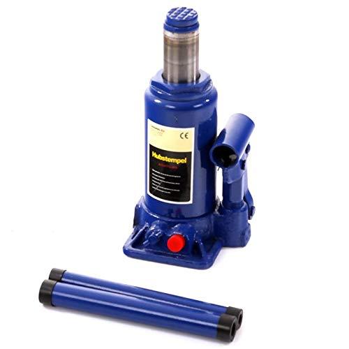 Stempelwagenheber Hydraulikheber Flaschenwagenheber 3000 kg / 3 t hydraulischer Stempelheber | Wagenheber | Hubstempel