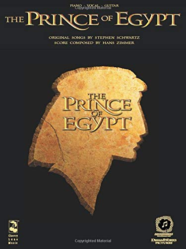 The Prince Of Egypt (Vocal Selections): Songbook für Gesang, Klavier (Gitarre): Piano, Vocal, Guitar