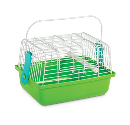 Prevue Pet Products Travel Cage for Birds and Small Animals, Green