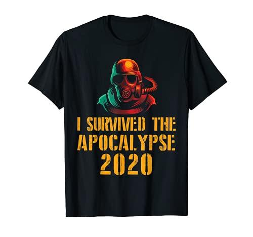 Máscara de gas militar y de seguridad para Apocalipsis de la enfermedad del virus Camiseta