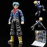 PY Dragon Ball Z: Trunks Collection (movible) La Figura de acción de...