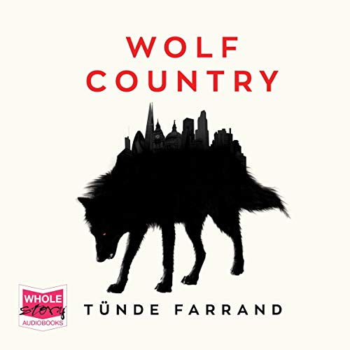 Wolf Country cover art
