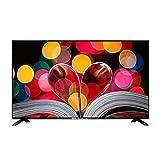 JCOCO Televisor LED HD de 42 pulgadas para Fire TV incorporado, WiFi, USB, reproductor multimedia HDMI, ultrafino, Smart TV, reproductor de vídeo, para casa, cocina, salón, hotel