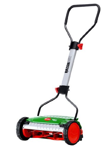 Brill 78371 Razorcut 38 15-Inch Reel Push Lawn Mower
