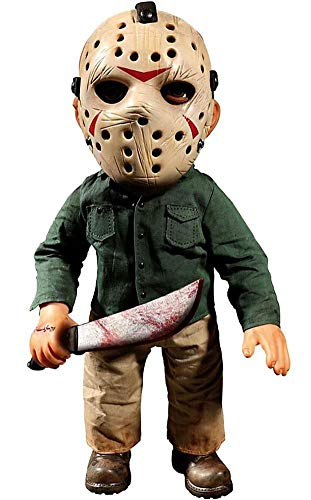 """Jason Voorhees 15"""" - The Friday 13th Mezco"""