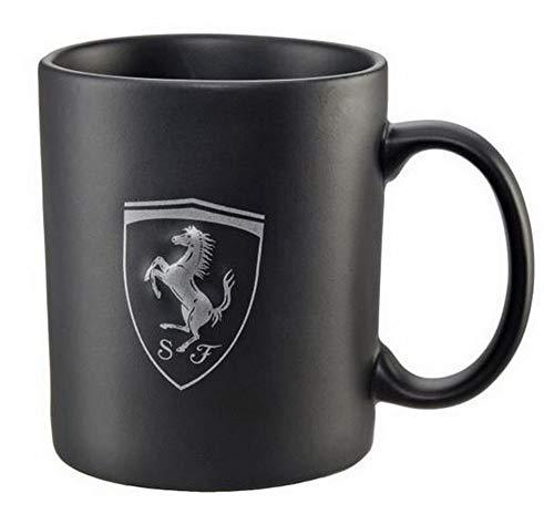 Ferrari Kaffeebecher, Schwarz