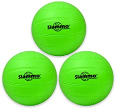 GoSports Slammo Competition Ball 3-Pack | Works for All Roundnet Sets
