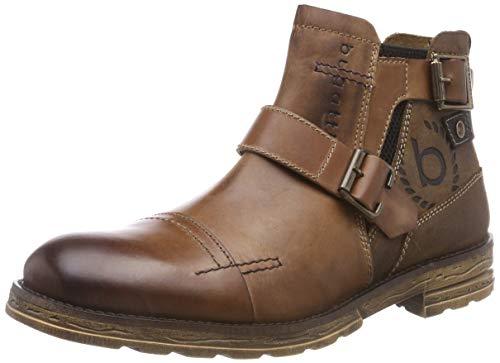 bugatti Herren 321612311214 Klassische Stiefel, Braun, 43 EU